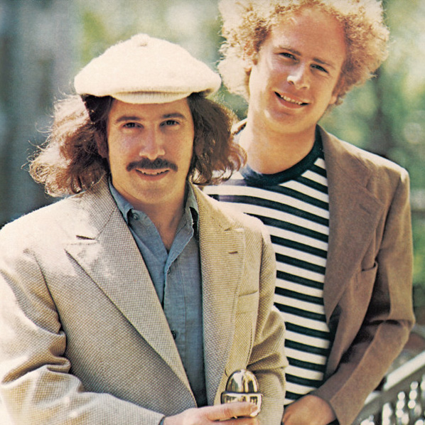 Simon & Garfunkel A Church Is Burning cover art