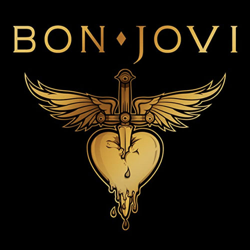 Bon Jovi Silent Night cover art