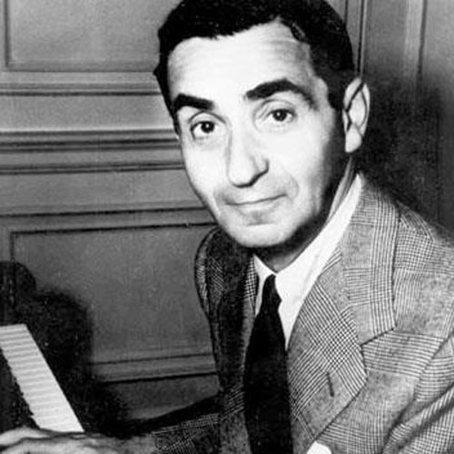 Irving Berlin Happy Holiday cover art