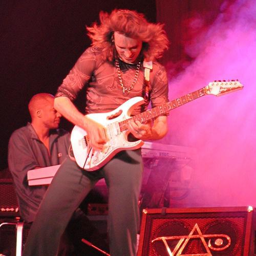 Steve Vai The Lost Chord cover art