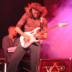 Steve Vai - An Earth Dweller's Return