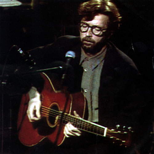 Eric Clapton Love In Vain Blues cover art