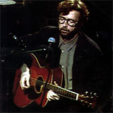 Eric Clapton Key To The Highway arte de la cubierta