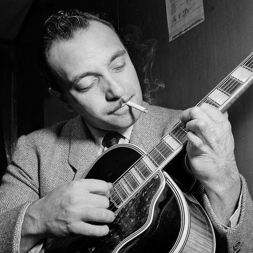 Django Reinhardt Minor Swing cover art