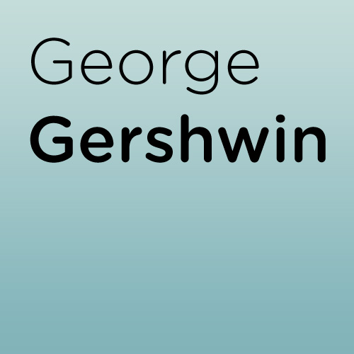 George Gershwin 'S Wonderful cover art