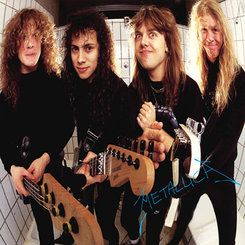 Metallica Am I Savage? cover art