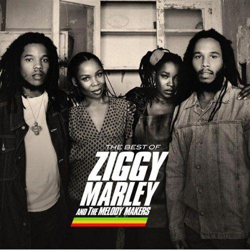 Ziggy Marley and The Melody Makers Get Up Jah Jah Children cover art