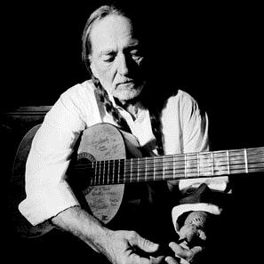 Willie Nelson Angel Flying Too Close To The Ground cover art