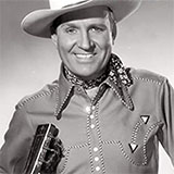 Gene Autry Frosty The Snow Man cover kunst