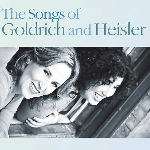 Goldrich & Heisler Right Before My Eyes cover art