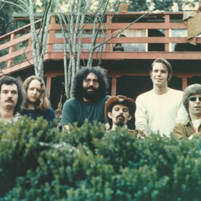 Grateful Dead Playing In The Band cover art