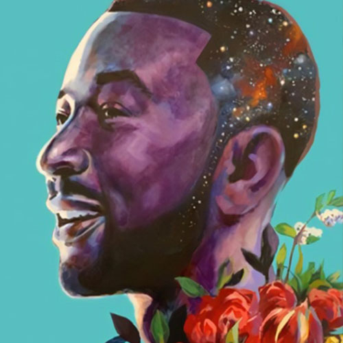 John Legend partituras