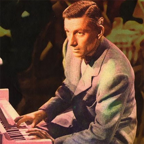 Hoagy Carmichael Rockin' Chair cover art
