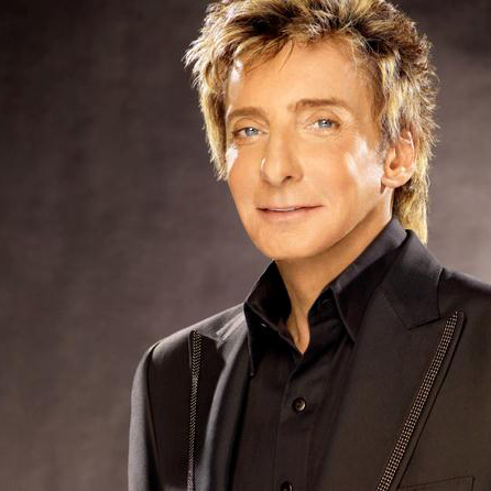 Barry Manilow It's Just Another New Year's Eve cover art