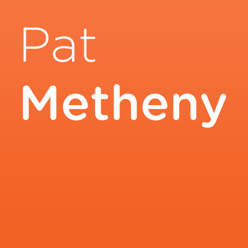 Pat Metheny A Map Of The World cover art