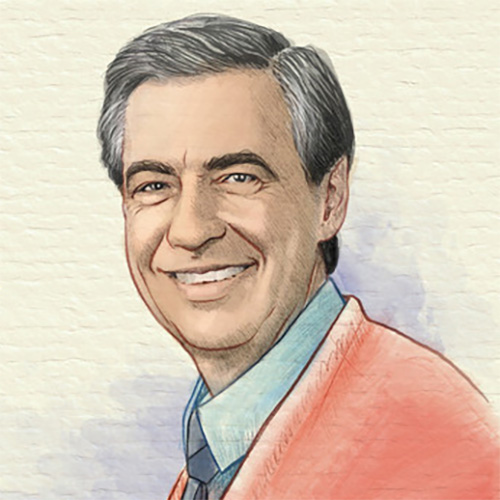 Fred Rogers You're Growing cover art