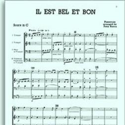 Il Est Bel Et Bon (A Good And Handsome Man)