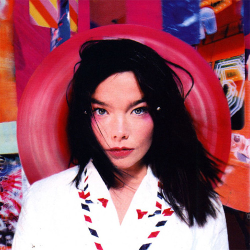 Bjork Where Is The Line? cover art