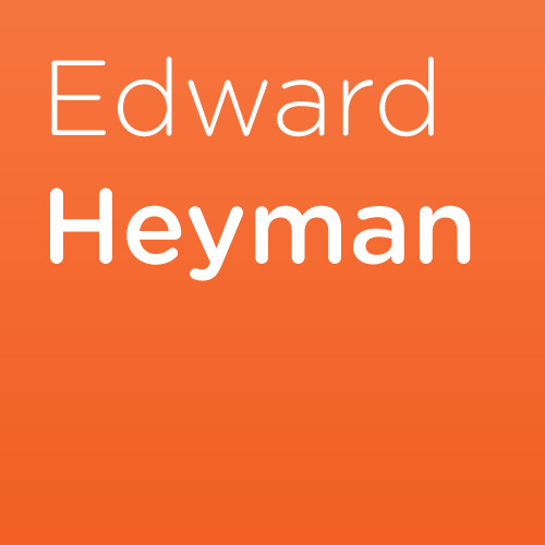 Edward Heyman Out Of Nowhere cover art