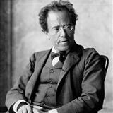 Partition piano Adagietto from Symphony No.5 (4th Movement) de Gustav Mahler - Piano Solo
