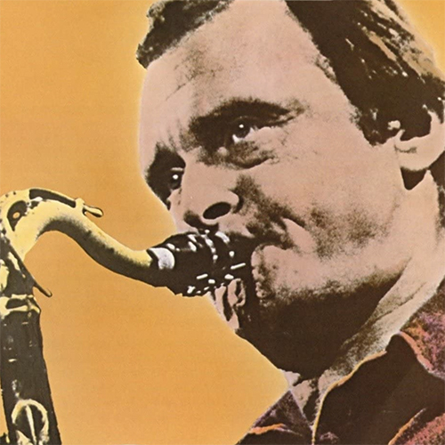 Stan Getz Black Orpheus cover art