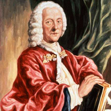 Georg Philipp Telemann Allegro cover art