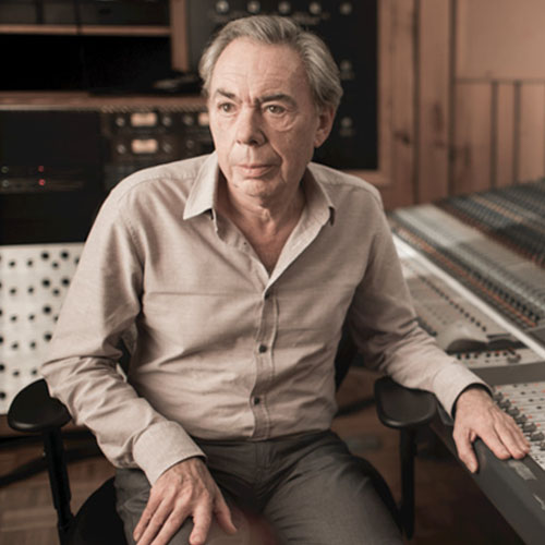 Andrew Lloyd Webber I Am The Starlight cover art