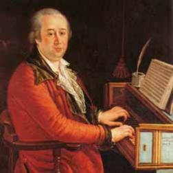 Domenico Cimarosa Sonata In E-Flat Major cover art