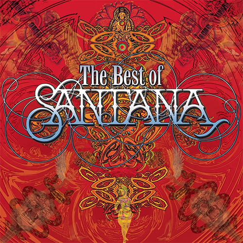 Santana Blues Magic cover art