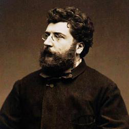 Georges Bizet Toreador Song l'art de couverture