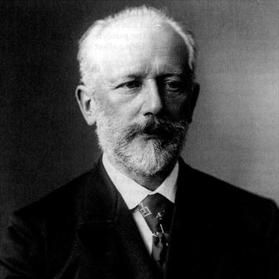Pyotr Il'yich Tchaikovsky March cover art