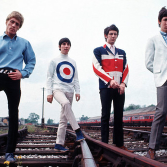 The Who Daily Records cover art
