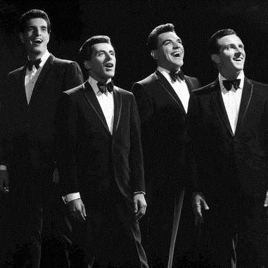 Frankie Valli & The Four Seasons Working My Way Back To You cover art