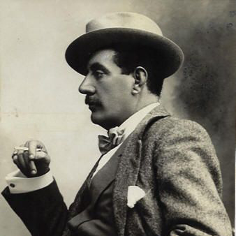 Giacomo Puccini Vissi D'Arte (from Tosca) cover art