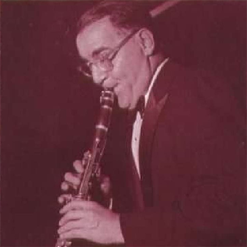 Benny Goodman Darn That Dream cover art