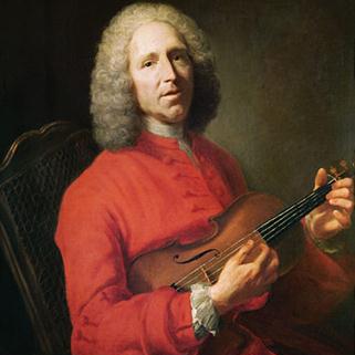 Jean-Philippe Rameau Tambourin cover art
