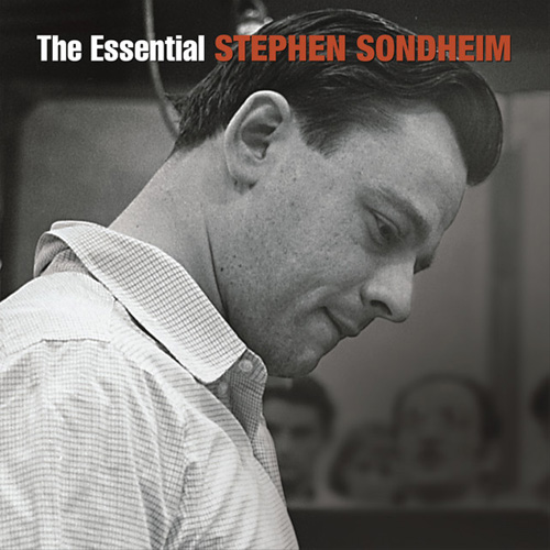 Stephen Sondheim Let Me Entertain You cover art