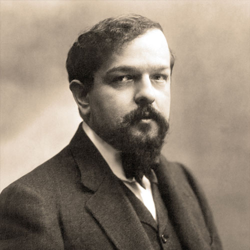 Claude Debussy partituras