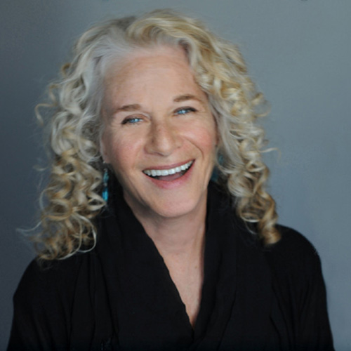 Carole King Now And Forever cover art