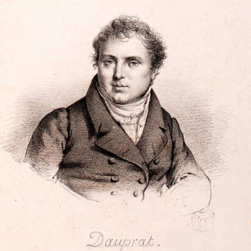 Louis-Francois Dauprat Adagio cover art