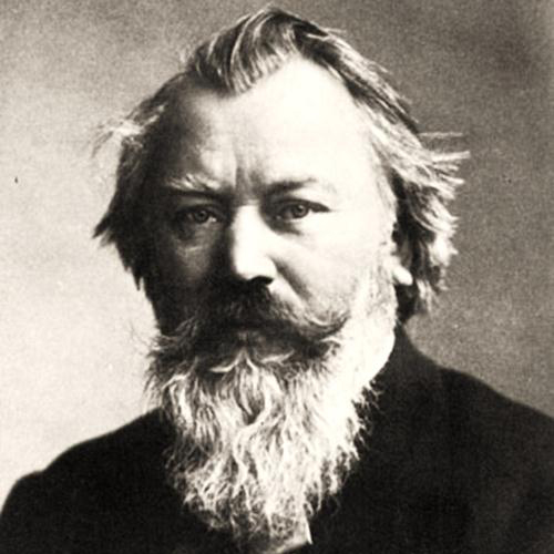 Johannes Brahms Lullaby cover art