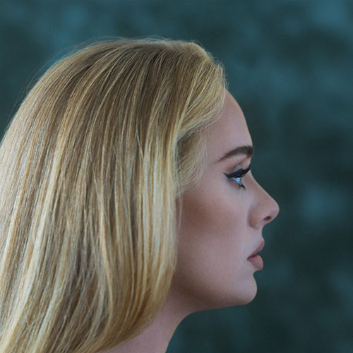 Adele Sweetest Devotion cover art