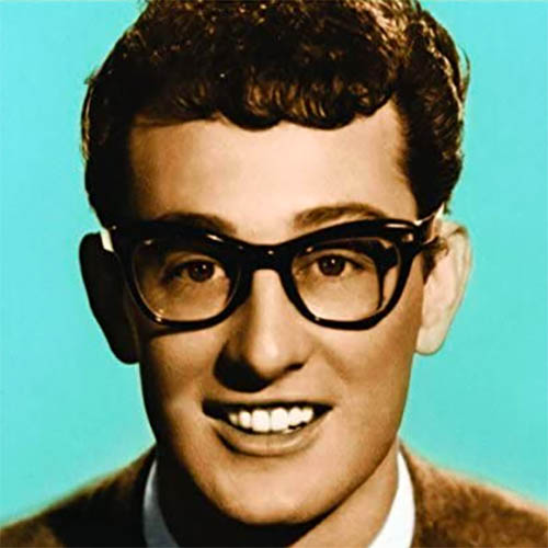Buddy Holly Bo Diddley cover art