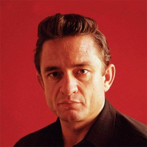 Johnny Cash I Shall Not Be Moved cover art