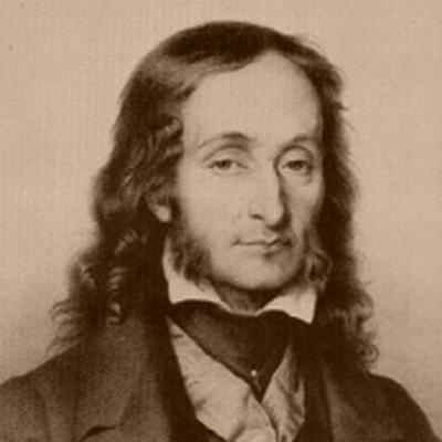 Niccolo Paganini Sonata No. 1 cover art