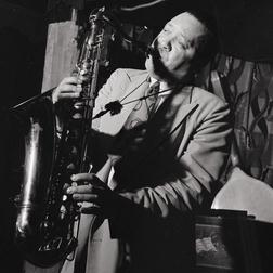 Lester Young Sometimes I'm Happy l'art de couverture