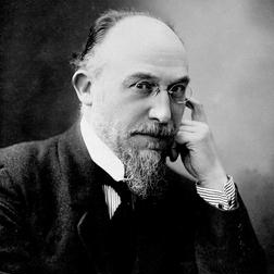 Erik Satie Gnossienne No. 1 cover art
