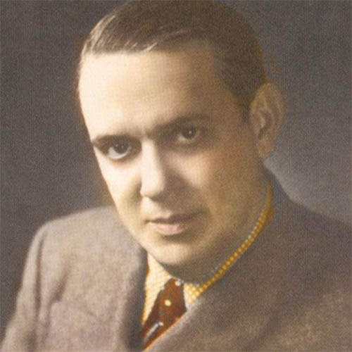Ernesto Lecuona The Breeze And I cover art