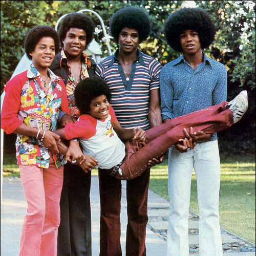 The Jackson 5 Lookin' Through The Windows cover art