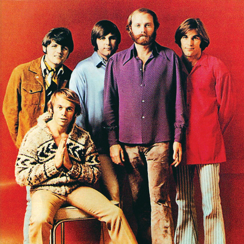 The Beach Boys Don't Talk cover art